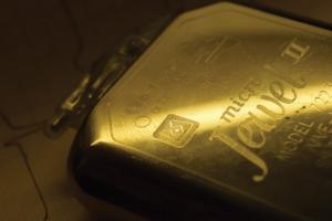Pacemaker belagt med guld