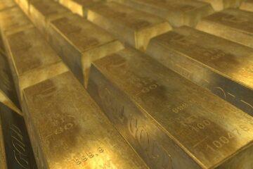 Guldbarre 1 kg / 1000 gram (999,9)