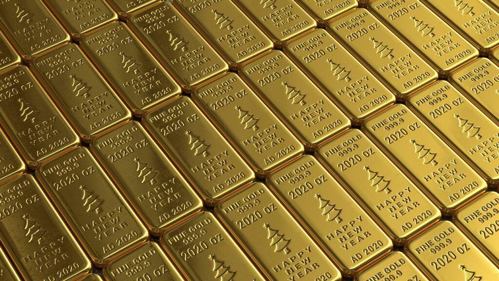 Guldpris den højeste nogensinde